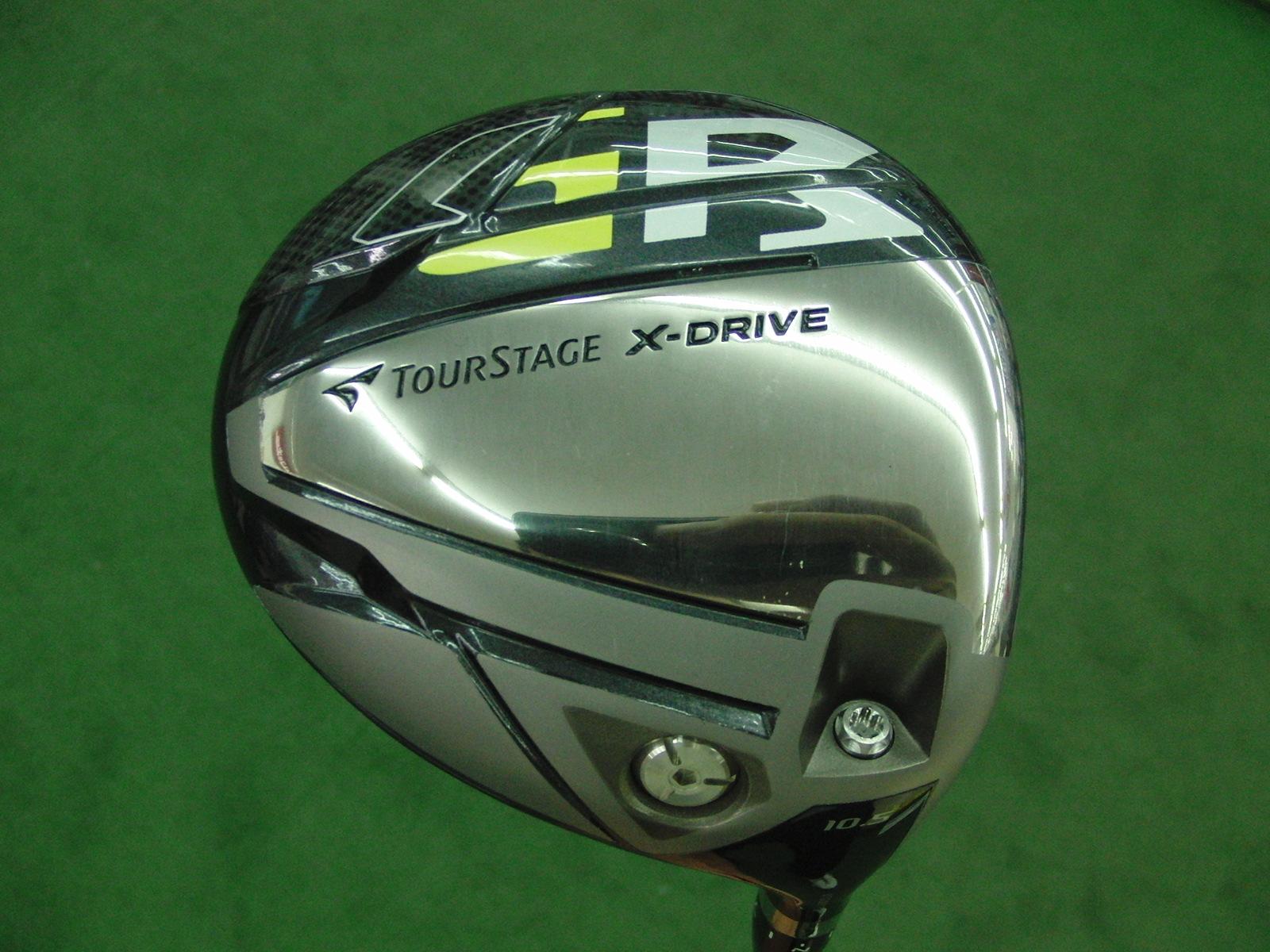 ブリヂストン ツアーステージ X-DRIVE GRドライバー | スポーツINGゴルフスクール