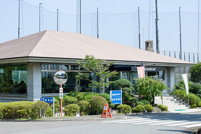 INGゴルフアカデミー(大磯町)開校